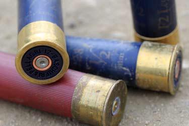 Municiones de escopeta calibre 12
