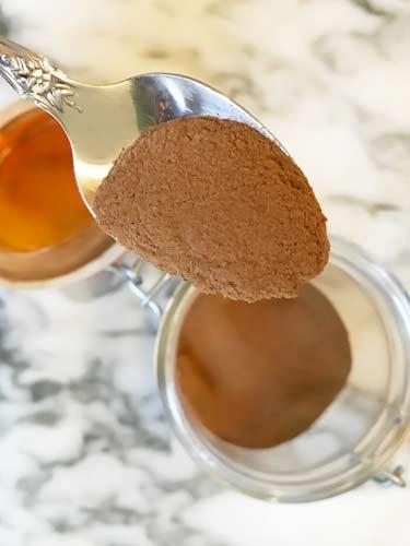 what ground Ceylon cinnamon looks like