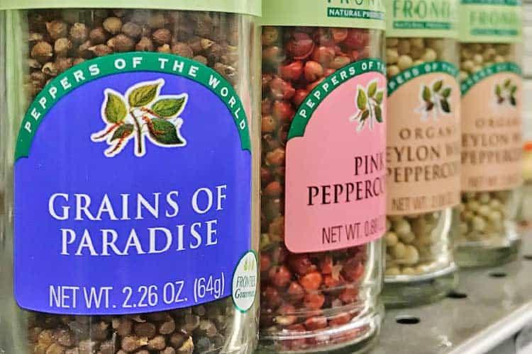 Grains of Paradise (Alligator Pepper)
