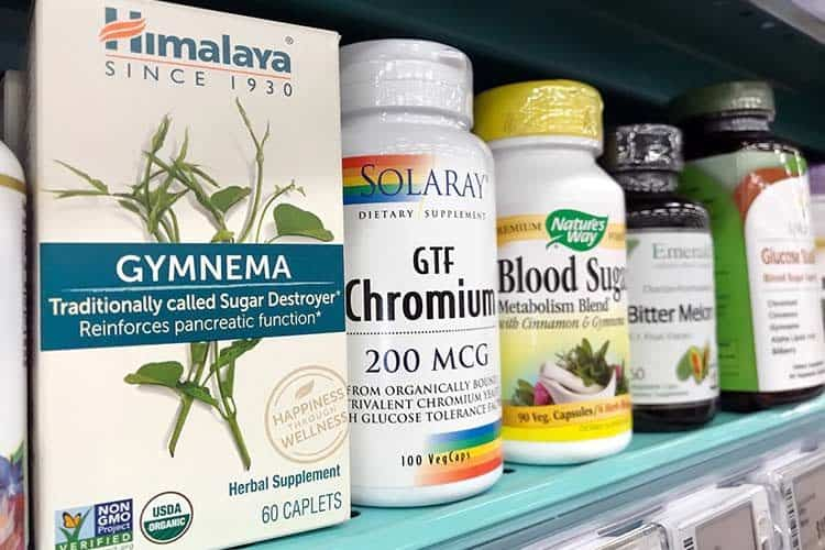 gymnema supplements