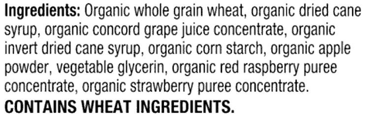 Kashi blueberry cereal ingredients