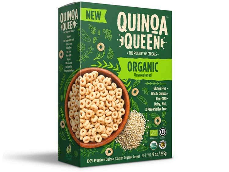 Quinoa Queen cereal