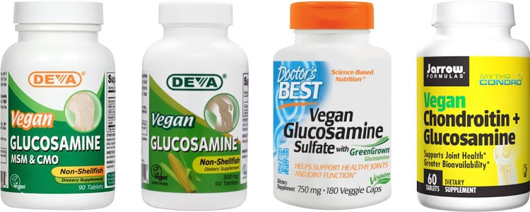 best vegan glucosamine chondroitin