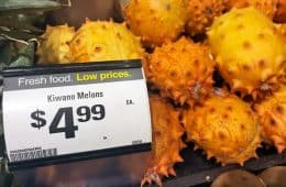 kiwano fruit for sale