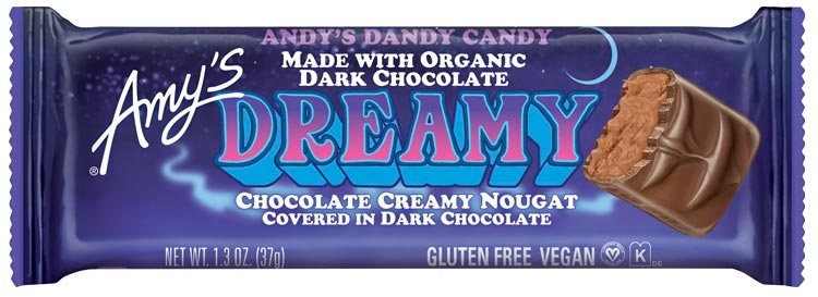 plant-based candy bar alternative for 3 Musketeers and Milky Way