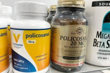 policosanol supplement