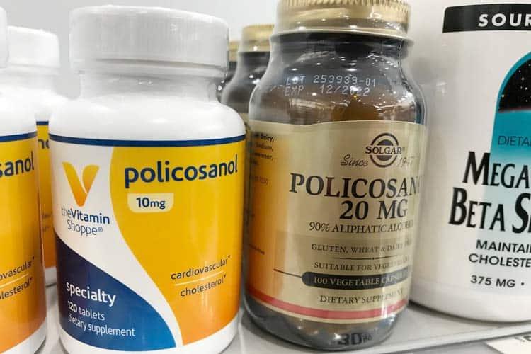 policosanol supplement