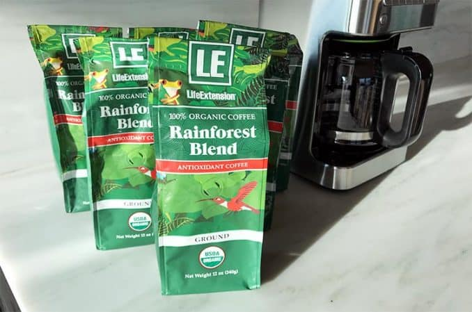 Life Extension Rainforest Blend