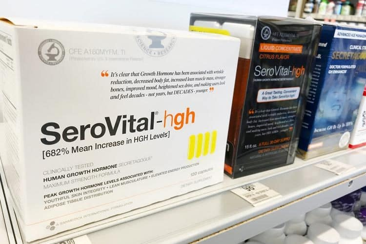 Serovital Hgh For Men Women Reviews Too Good To Be True
