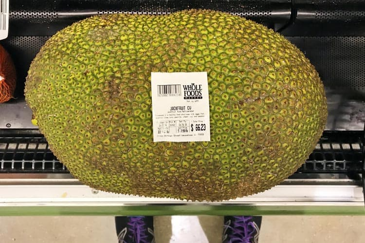 whole jackfruit for sale