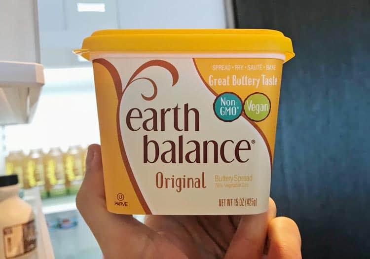 Earth Balance original buttery spread 15 ounce tub