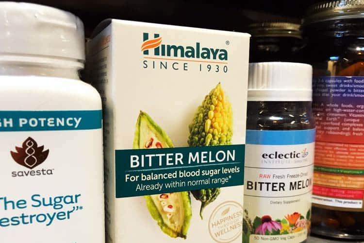 Himalaya bitter melon tablets