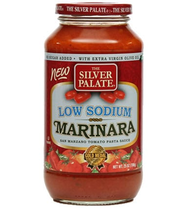 The Silver Palate low sodium marinara