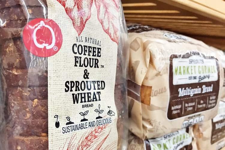 coffee flour bread