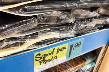 squid ink pasta for sale
