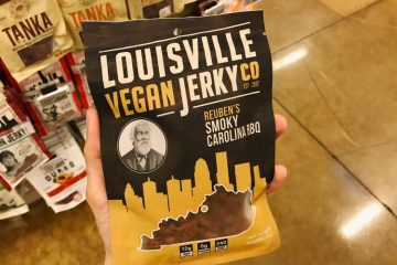Louisville vegan jerky