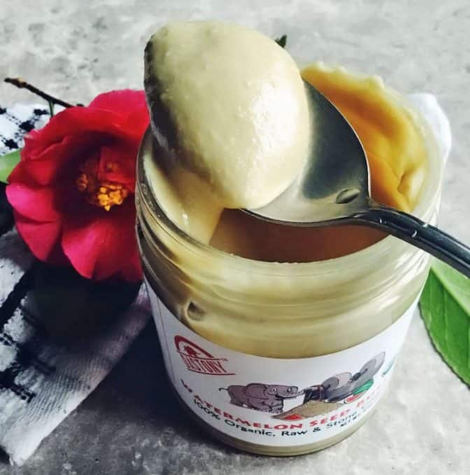 Dastony watermelon seed butter, organic and raw