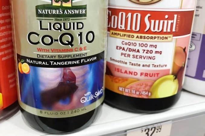 liquid CoQ10