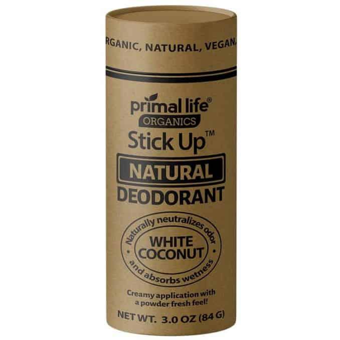 Primal Life Stick Up natural deodorant