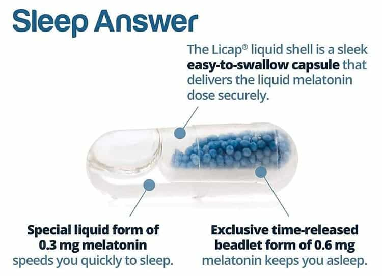 Healthy Directions Sleep Answer melatonin
