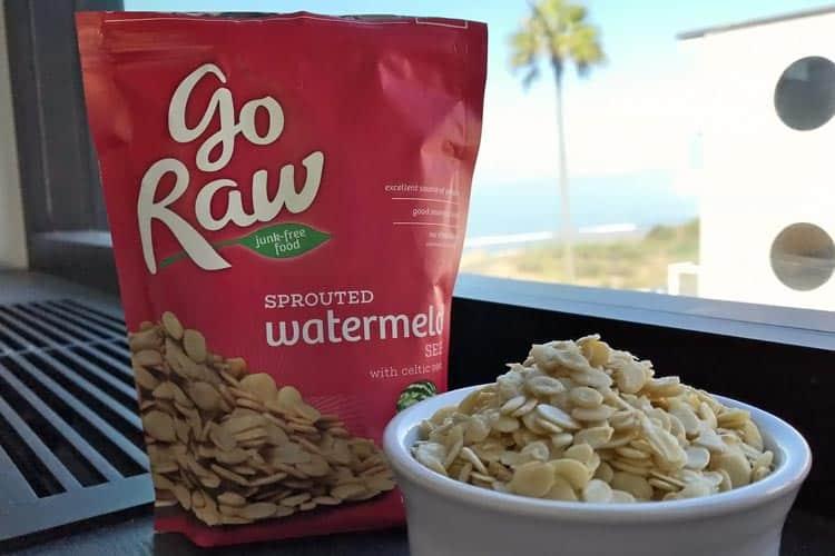 Go Raw watermelon seeds