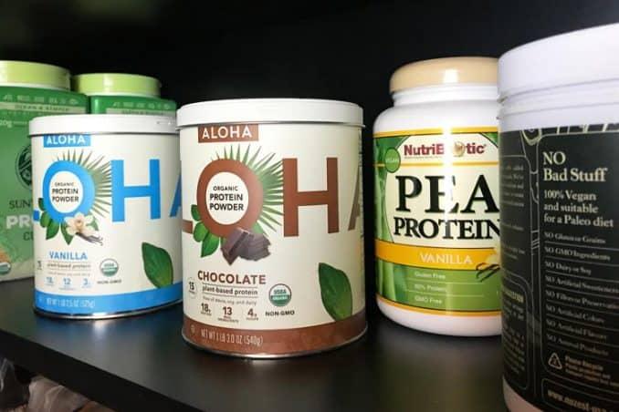 3 brands of the best vegan protein powders