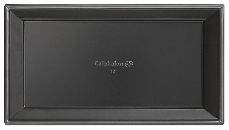 Calphalon ceramic loaf pan