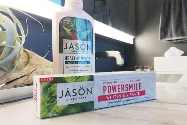 Jason toothpaste