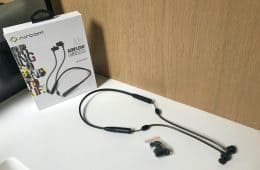wireless air tube headset