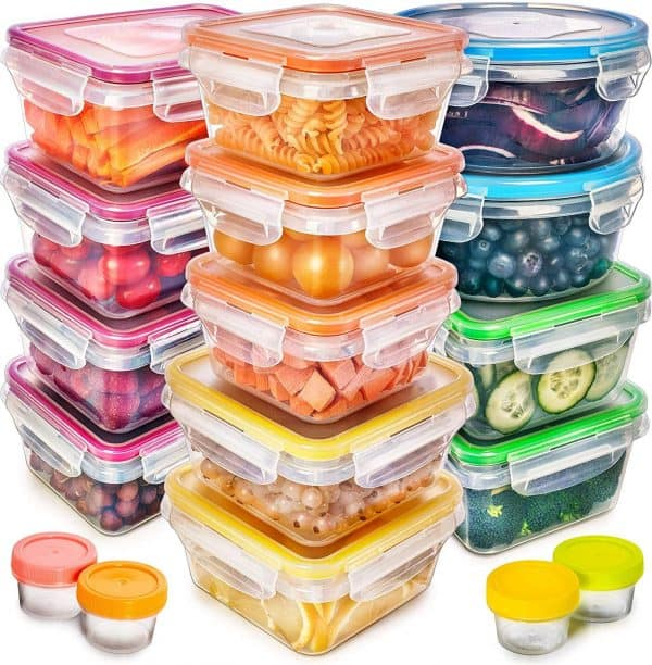 plastic containers safe